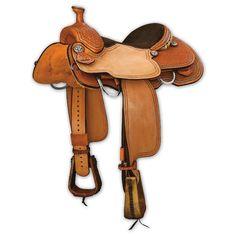 had rowdy saddles