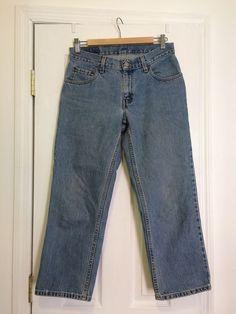 1a286b62c Vintage Levis 550 Women's Jeans Stonewash Boyfriend W30 L26 - Fit like US 26  #fashion