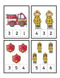 Idea for math lesson on the topic fire safety for 2016 Preschool Printables: Fire Safety Fall Preschool, Preschool Themes, Preschool Printables, Math Activities, Preschool Activities, Police Activities, Math Worksheets, Community Helpers Activities, Fire Safety Week