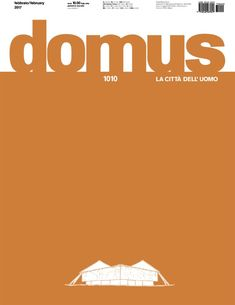 Domus 1010, February 2017