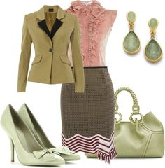 """Office tuesday"" by coromitas on Polyvore"
