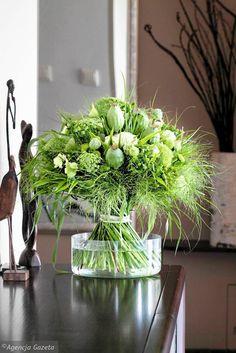 Bukiety z letnich kwiatów