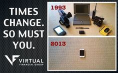 As a #VirtualCEO  you know  #TimesChange so go ahead and  #MakeAChange >> http://www.steven.vfgpro.com