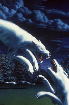 Leonard Koscianski-Wild-Dogs