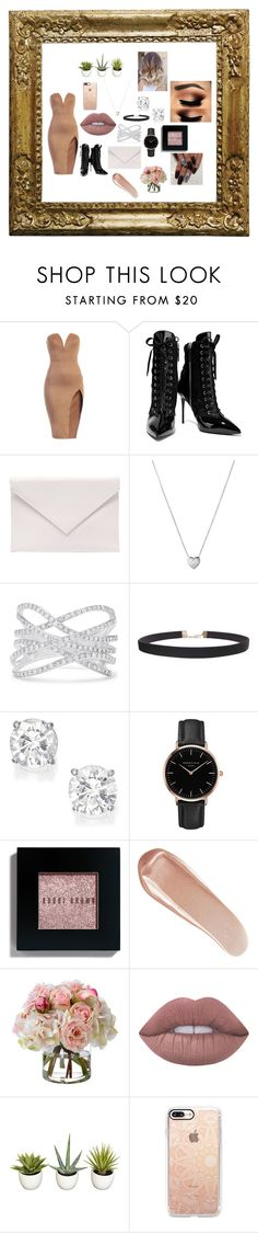 """""""im so into you"""" by rileeyyy ❤ liked on Polyvore featuring Giuseppe Zanotti, Verali, Links of London, Effy Jewelry, Humble Chic, Topshop, Bobbi Brown Cosmetics, NARS Cosmetics, Diane James and Lime Crime"""