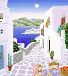 Thomas McKnight, Aegean Lane