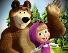 masha e orso - Cerca con Google
