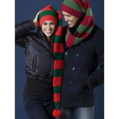 Scarf Hat Duo