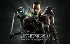 WALLPAPERS HD: Dishonored The Knife of Dunwall