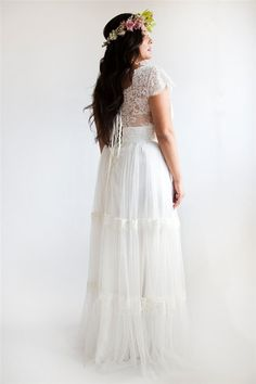 Beautiful lace capped sleeve wedding dress with by Graceloveslace Cocktail Dresses Online, Evening Dresses Online, Cheap Evening Dresses, Womens Cocktail Dresses, Evening Gowns, Dress Online, Evening Party, Vow Renewal Dress, Surprise Wedding