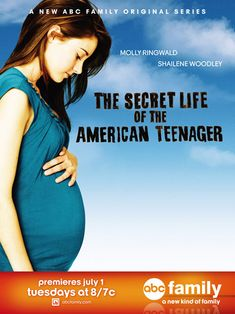"""""""The Secret Life of the American Teenager"""" is an ABC special that follows the journey of a young teenager through her pregnancy while still in High School. You hold her hand through the endless struggles she faces while still trying to be the youthful innocent girl she is, while she prepares to fill the shoes of a soon to be teen mom."""