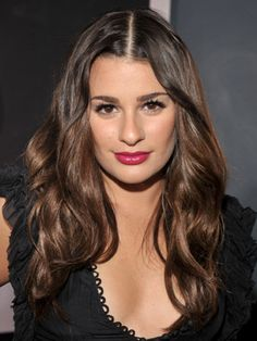Lea Michele Hairstyles - February 13, 2011 - DailyMakeover.com