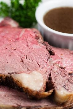 Roast Beef Au Jus, Roast Beef Gravy, Rib Roast Recipe, Roast Beef Recipes, Rib Recipes, Cooking Recipes, Prime Rib Roast Au Jus Recipe, Best Prime Rib Recipe Ever, Prime Rib Recipe Easy