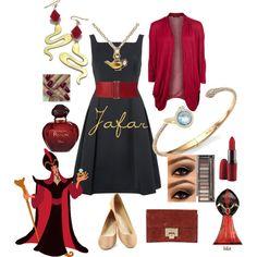 Disneybound Jafar