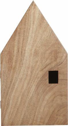 entry casa natural wall mounted storage  | CB2