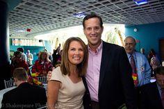 Cong. Michele Bachmann and Rick Santorum