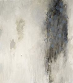 """Steven Seinberg, """"Waiting"""", oil and graphite on canvas"""