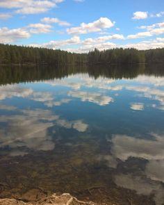 """Nature of Rokua. Clear-watered lakes in Finland. JoogAurinkolapsi (@joogaurinkolapsi) Instagramissa: """"#rokua #luonto #luontomatkailua #pysähdy"""" Finland, Mountains, Country, Nature, Travel, Instagram, Viajes, Rural Area, Naturaleza"""