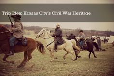 See historic homes, plus Missouri sites related to the Civil War Battle of Westport.