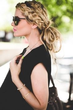 Braids on Braids: Stylish Hairstyles 2014 - 2015