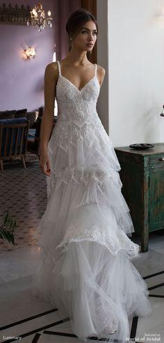 Luminary 2018 Wedding Dress