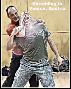 Great people, great coffee, great food & great shredding! #selfdefense #selfdefence Chris Roberts, Great Coffee, Self Defense, People, Mens Tops, Food, Essen, Meals, People Illustration