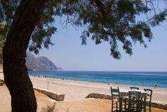 Playa de Sougia (Creta, Grecia) - Playas nudistas en Europa que merece la pena visitar