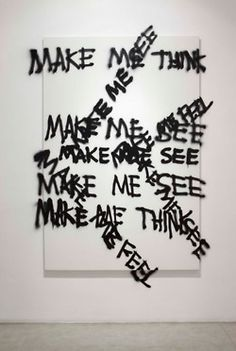 make me think