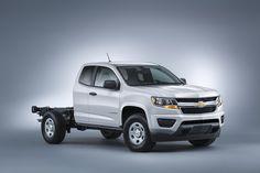 2015 Chevy Colorado's Box Delete Option Sacrifices Looks for More Utility