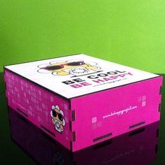 #cromobox per @stailuan e @behappyproject #ta11 #blogfest