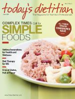 Soothing the Symptoms of IBS With Diet Therapy -Today's Dietitian Magazine. Vol 11, No 6, June 2009