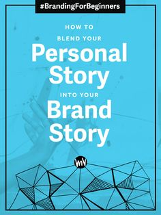 Branding For Beginners: How To Blend Your Personal Story Into Your Professional Brand Story — Made Vibrant-- awesome way to distill your own story so you can present it to your customers! Personal Branding, Marca Personal, Social Media Branding, Branding Your Business, Business Marketing, Creative Business, Logo Branding, Brand Identity, Branding Design