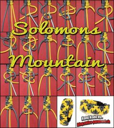 Soloman's mountain