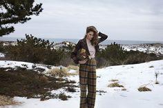 Winter Fashion..