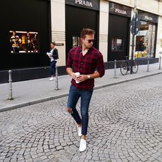 A look for the text books, especially if you swap the shoes for some boots ;) Otherwise this also fits the image well. Casual Chic, Smart Casual, Men Casual, Fashion Outfits, Mens Fashion, Fashion Trends, Guy Fashion, Street Fashion, Streetwear