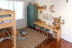 Shared Boys Rooms, Shared Bedrooms, Trofast Ikea, Brothers Room, Kid Spaces, Boy Room, Kids Bedroom, Room Inspiration, Playroom