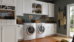 Laundry Room Designs and Mud Room Designs - Chicago, IL | Community Home Supply