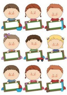 Print and use these name tags around your classroom. Classroom Labels, Classroom Decor, Nametags For Kids, Kindergarten, School Labels, Class Decoration, Name Tags, Kids Education, Kid Names