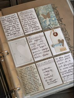 -love this idea...a small card a day when your days get a crazy.