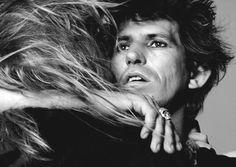 Keith Richards. The Rolling Stones. #TheRollingStones #KeithRichards #MickJagger #CharlieWatts #RonWood #StonesIsm #PattiHansen #CrosseyedHeart