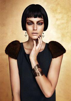 Zuzana Kopuncova | Cosmopolitan France September 2012
