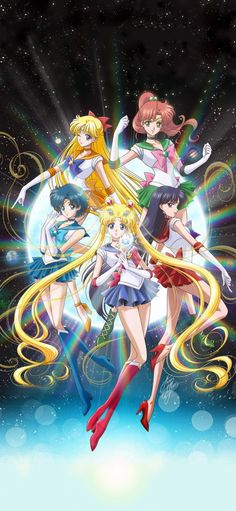 sailor moon wallpaper android
