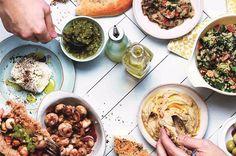 Dit zijn de Londense culinaire hotspots volgens insiders