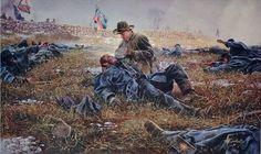 Angel of Marye's Heights - Sgt. Richard Kirkland, 14 de Diciembre de 1862, Fredericksburg, Virginia