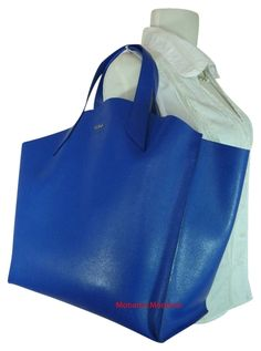 073b89e80bfc Furla Ocean Saffiano Leather Large Jucca Blue Tote Bag. Get one of the  hottest styles. Tradesy