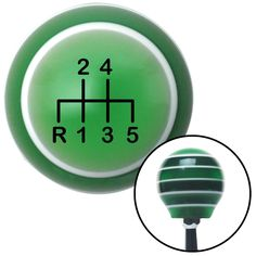 Black Shift Pattern 17n Green Stripe Shift Knob with M16 x 15 Insert - Give your interior the ultimate look. American Shifter's Elite(TM) series shift knobs are made from the highest quality components resulting in a superior feel on every shift. Each shift knob is designed and customized in the USA by skilled shift knob artisans who have a trained eye on every detail. American Shifters shift knobs offers an exclusive aluminum threaded insert designed to be screwed onto your shift arm. You…