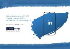 LinkedIn lanserar Career Explorer, ett verktyg för att hjälpa människor att hitta nya jobb med hjälp av färdigheter de redan har. #LinkedIn #socialamedier #marknadsföringavsocialamedier #jobbiLinkedIn #jobbmöjligheter #digitalmarknadsföring #digitalmarknadsföringSverige #marknadsföringsstrategi #CodeLedge #vaxjo #växjö #växjökommun #vaxjokommun #vaxjocity #växjöcity #sweden Social Media Marketing, Digital Marketing, Flower Drawing Images, Nya Jobb, Visual Memory, Aesthetic Images, Job S, Helping People, Psychology