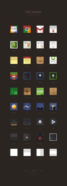 Icons。