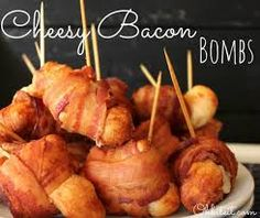 #baconbombs $4.50 for 8