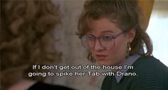 adventures in babysitting 80s Movies, Great Movies, Movie Tv, Tv Quotes, Movie Quotes, Adventures In Babysitting 1987, Penelope Ann Miller, Best Movie Lines, Personal History